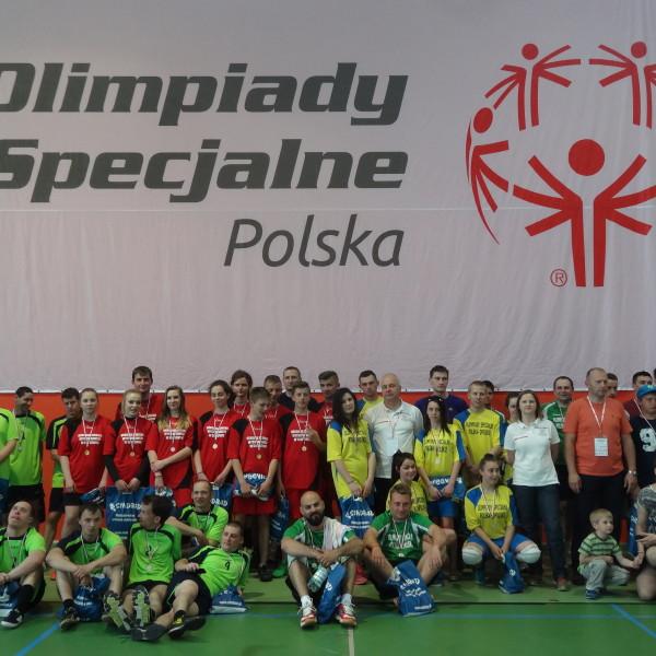 Sukces I LO jako partnera Olimpiad Specjalnych