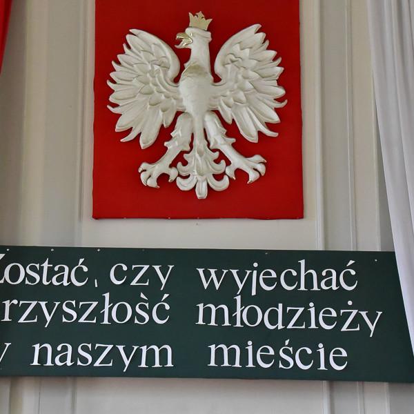 Debata n/t przyszłości młodzieży Kędzierzyna-Koźla w I LO