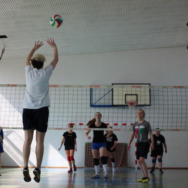 Finał Mistrzostw Szkoły w Piłce Siatkowej Dziewcząt, maj 2016