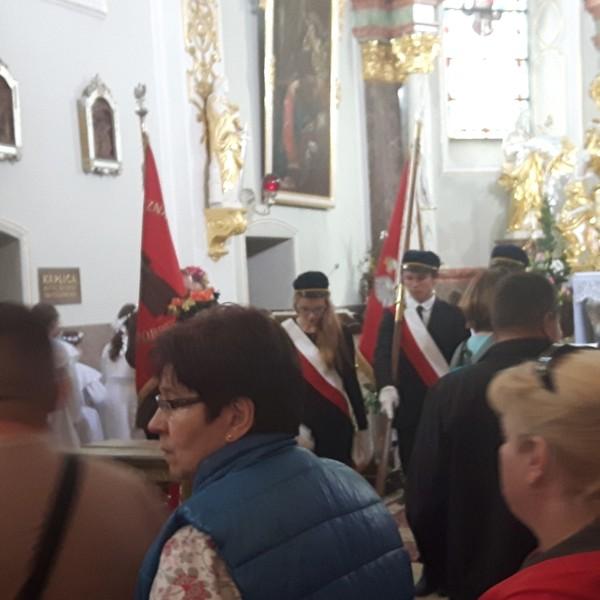 Obchody rocznicowe na Górze św. Anny