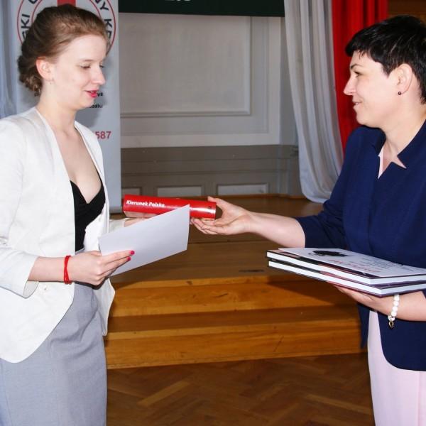 Olimpiada Wiedzy o Czerwonym Krzyżu w murach I LO