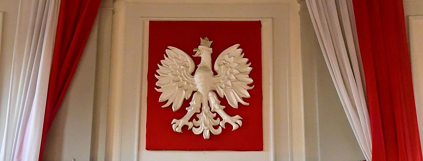 Szkoła do hymnu! w I LO w Kędzierzynie-Koźlu, 10 listopada 2020