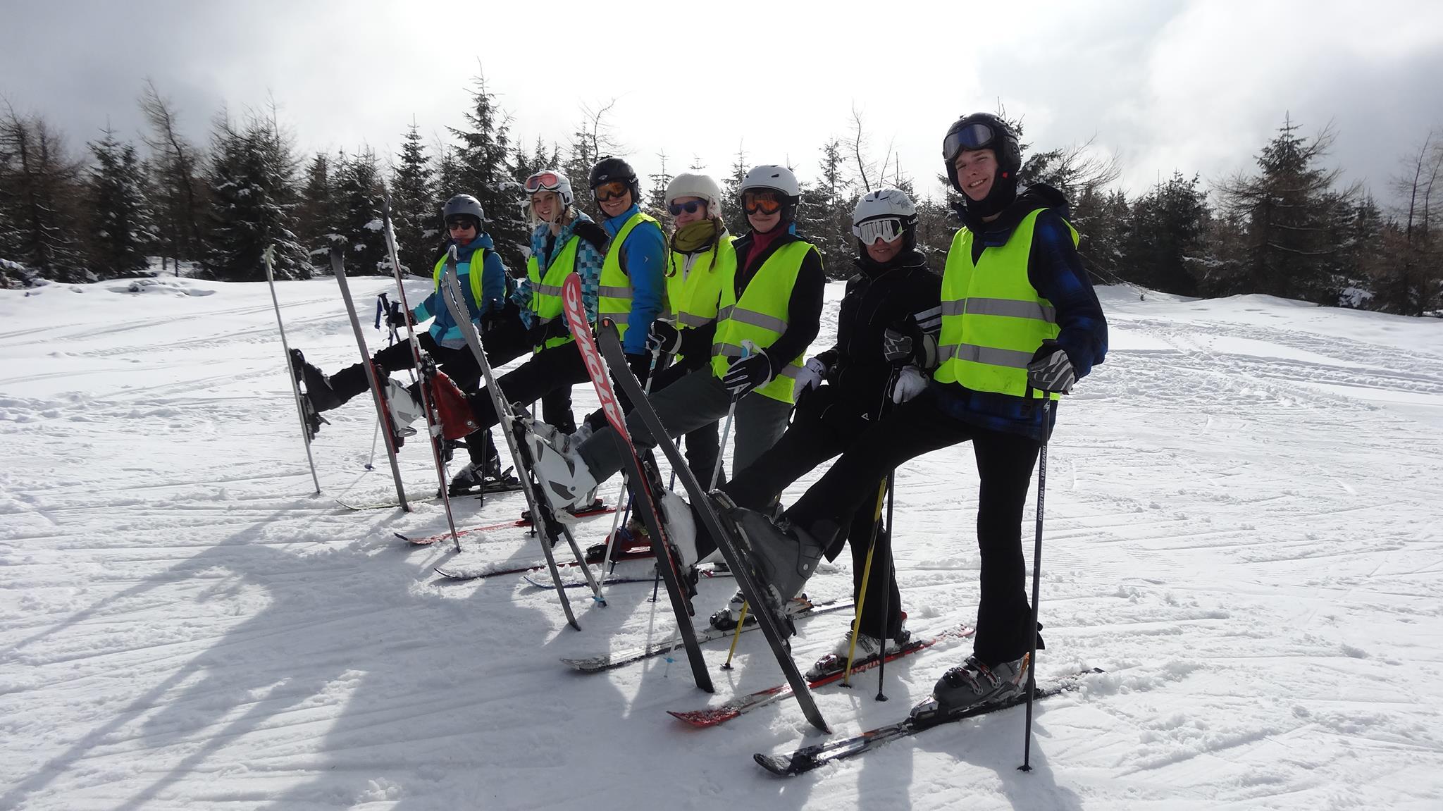 Wyjazd na narty, 8 marca 2017 r.