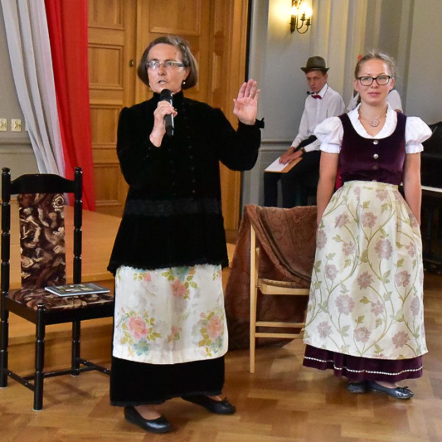 II Powiatowy Konkurs Gwary Śląskiej w I LO, 06.06.2017