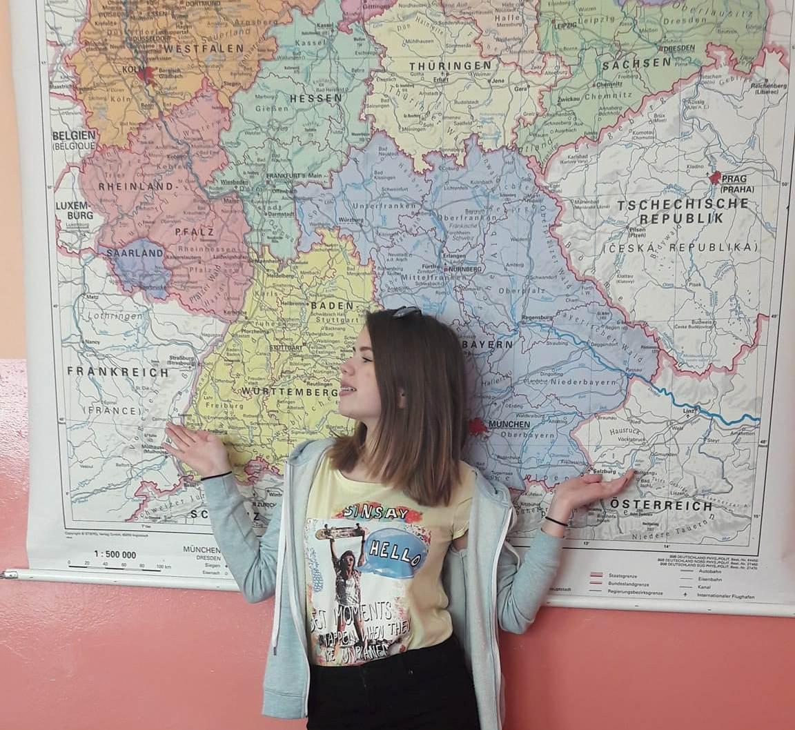 Julia Nolda z I LO w Kędzierzynie-Koźlu wśród najlepszych!