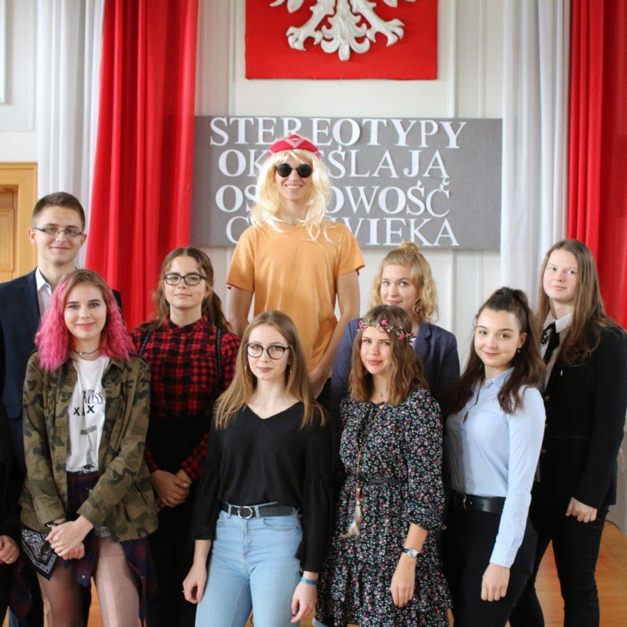 Dzień Subkultur w I Liceum Ogólnokształcącym w Kędzierzynie-Koźlu, 25.10.2018