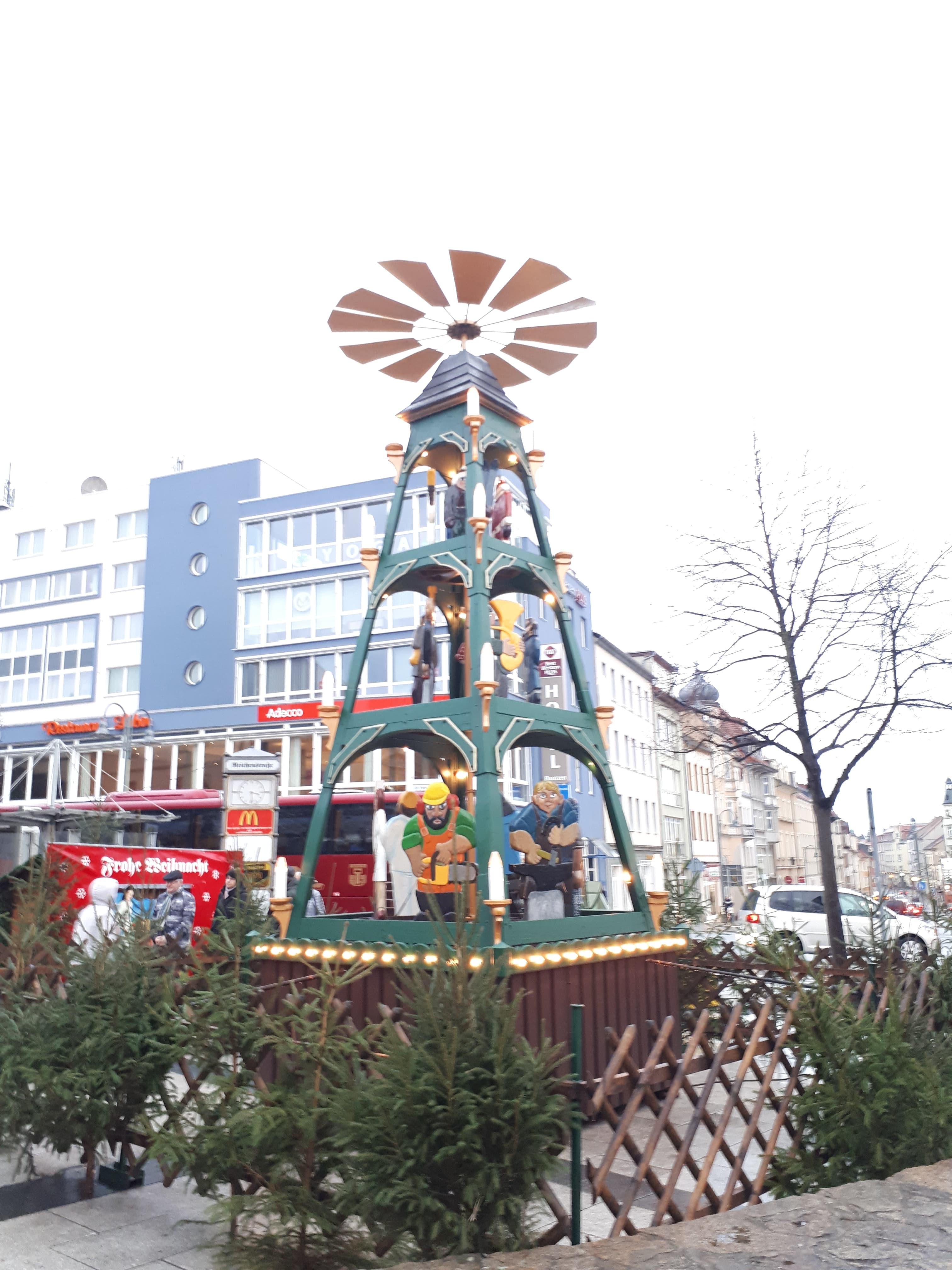 Wyjazd na jarmark świąteczny do Niemiec, 7 grudnia 2018 r.