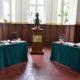Wystawa w I Liceum Ogólnokształcącym w Kędzierzynie-Koźlu z okazji rocznicy wybuchu II wojny światowej