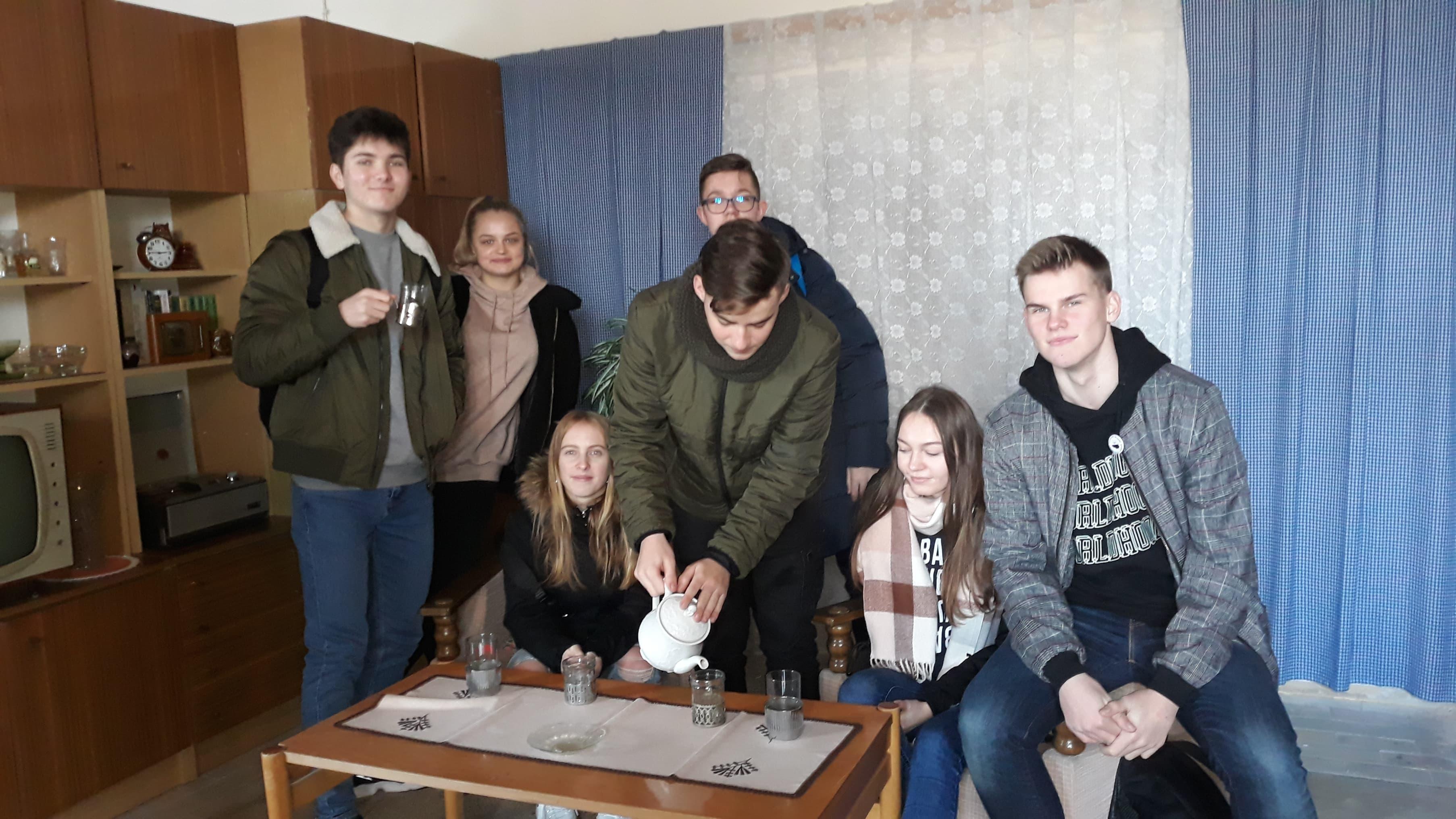 Wycieczka do Muzeum PRL-u, 3 grudnia 2019 r.