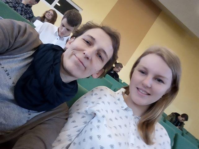Julia Warzecha z klasy 2D laureatką ogólnopolskiej olimpiady!
