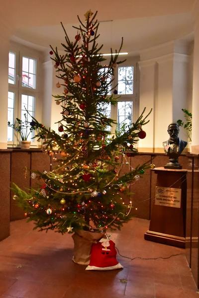 Życzenia świąteczne na Boże Narodzenie 2019 r.