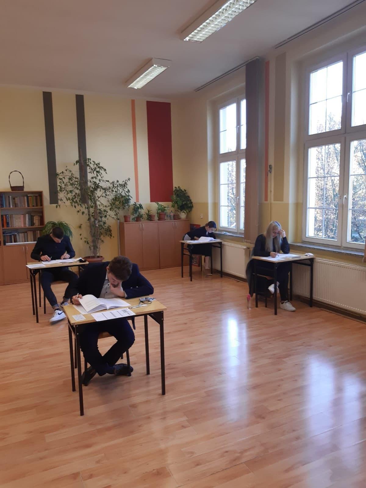 Egzamin DSD II w I LO w Kędzierzynie-Koźlu