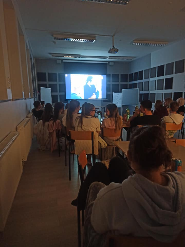 Filmowa noc klasy 3Bg